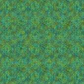 Seamless Green Kaleidoscope Pattern