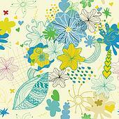 flower spring lovely pattern