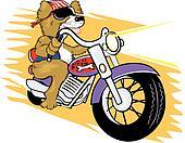 Biker Mutt