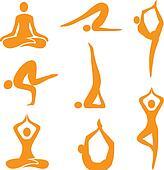 Icons_yoga_asanas
