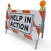 Help in Action Barricade Barrier Improvement Project