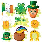 Saint Patrick Elements