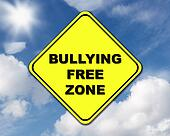 Yellow Bullying Free Zone