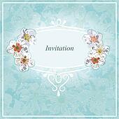Invitation for wedding
