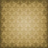 Shaded Sepia Brown Damask Backgroun