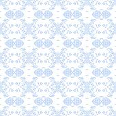 Pale Blue Damask Background