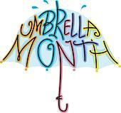 Umbrella Month