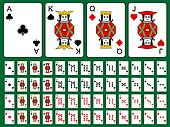 vector original playing cards