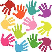 children hands clipart - photo #15