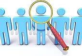 Magnifying Glass HR Search Find Person