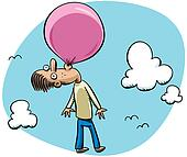 Bubblegum Balloon