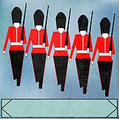 Marching Guardsmen