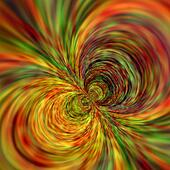 Blurry colorful fractal background.