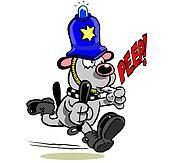 Police Dog.WBG