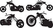 bike - chopper