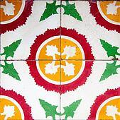Vietnamese tiles