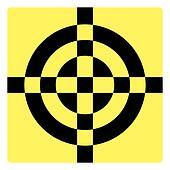 Simple croshair symbol