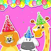 Animal Birthday Party