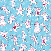 children pattern
