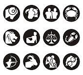 Horoscope Stock Illustrations - Royalty Free - GoGraph