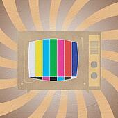 Television ( TV ) icon