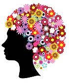 floral head