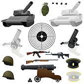 The military set