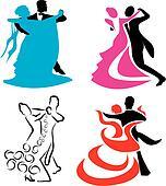 dance icon - standard