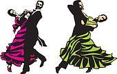 ballroom dancing - standard, latino