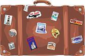 suitcase - traveling
