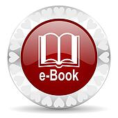 book valentines day icon
