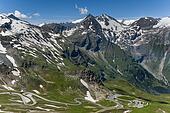 Grossglocker alpine road - Salzburg side