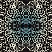 Gordeous seamless pattern