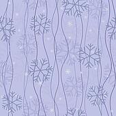 abstract christmas snowflake background