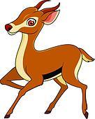 Gazelle cartoon