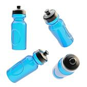 Drinking sport bottle isolated