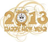 2013 - happy new year