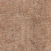 Background seamless pattern hand-knitting