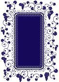 dark grape frame