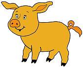 The Piglet.