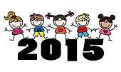 2015 mixed ethnic children