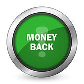 money back green icon