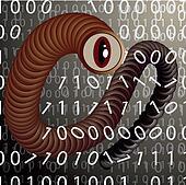 The worm spy