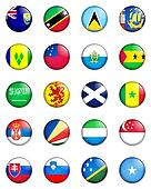 Flags of the world 11
