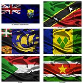 fabric world flags collection 36