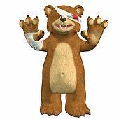 Hurt Bear