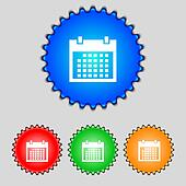 Event Icon Images, Stock Photos & Vectors | Shutterstock |Event Planner Symbol