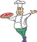 pizza man - cook