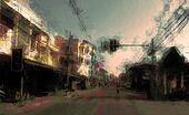 Urban street