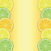 citrus frame